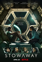 stowaway movie poster vod