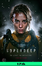 the superdeep movie poster vod