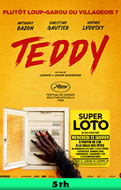 teddy movie poster vod