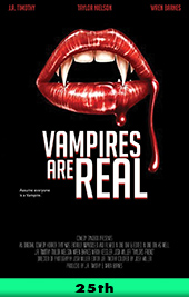 vampires are real movie poster vod