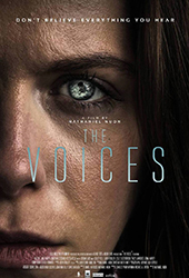 the voices movie poster vod