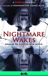 a nightmare wakes movie poster vod