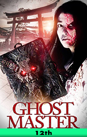 ghost maker movie poster vod