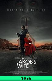 jakobs wife movie poster vod SHUDDER