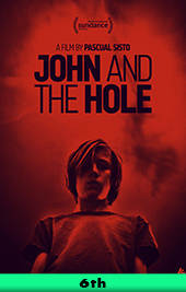 john and the hole movie poster vod