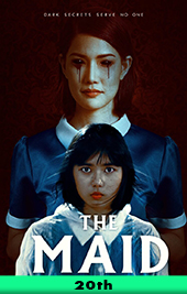 the maid movie poster vod