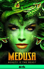 medusa movie poster vod
