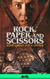 rock paper and scissors movie poster vod