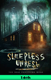 the sleepless unrest movie poster vod
