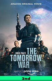 the tomorrow war movie poster vod prime