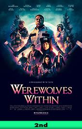 werewolves within movie poster vod
