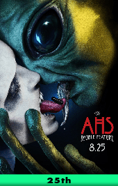 american horror story double feature movie poster vod