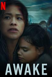 Awake NETFLIX movie poster vod