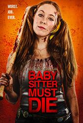 Babysitter Must Die movie poster vod