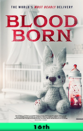 blood born movie poster vod