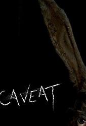 Caveat SHUDDER movie poster vod
