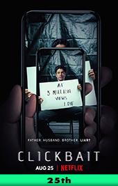 clickbait movie poster vod netflix