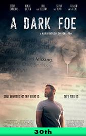 a dark foe movie poster vod