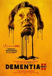 Dementia Part II movie poster vod