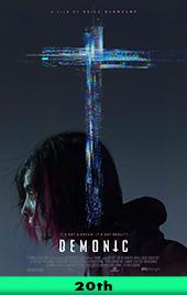demonic movie poster vod