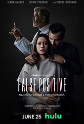 False Positive HULU movie poster vod