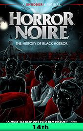 horror noire poster shudder vod