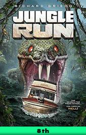 jungle run movie poster vod