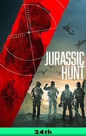 jurassic hunt movie poster vod