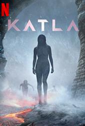 Katla NETFLIX movie poster vod