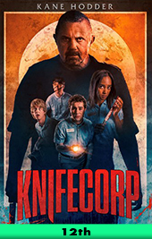 knifecorp movie poster vod