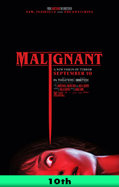 malignant movie poster vod hbo max