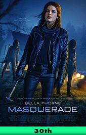 masquerade movie poster vod