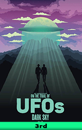 on the trail of ufos dark sky movie poster vod