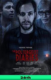 the poltergeist diaries movie poster vod