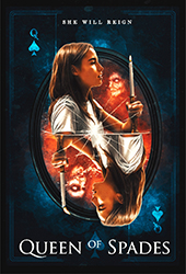 Queen of Spades movie poster vod