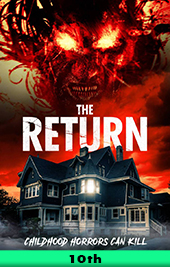 the return movie poster vod