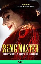 ringmaster movie poster vod
