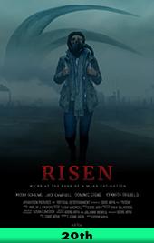 risen movie poster vod