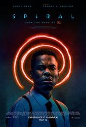 Spiral movie poster vod
