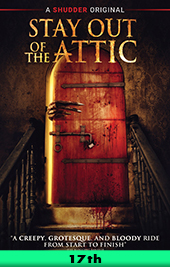 stay out of the attic movie poster vod