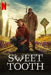 Sweet Tooth movie poster vod