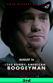 ted bundy american boogeyman movie poster vod