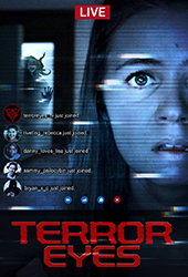 Terror Eyes movie poster vod