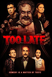Too Late movie poster vod
