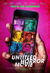Untitled Horror Movie movie poster vod