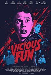 Vicious Fun SHUDDER movie poster vod