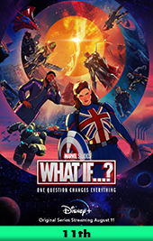 what if...? movie poster vod