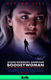 aileen wournos american boogeywoman movie poster vod
