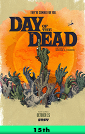 day of the dead movie poster vod