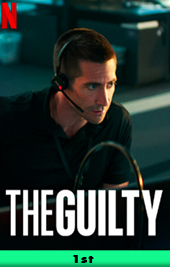 the guilty movie poster vod netflix